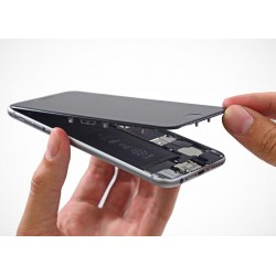 Pantalla Lcd Display Vidrio Touch Iphone 6 Plus Colocada!